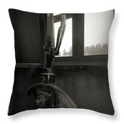 Trains 6 4 Throw Pillow