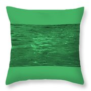 Tranquil 4 Throw Pillow