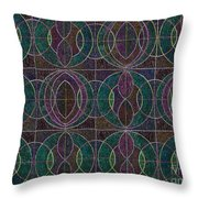 Tranquil Pattern Throw Pillow