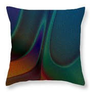 Tranquil Time Throw Pillow