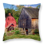Tranquil Times Throw Pillow