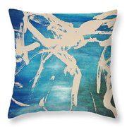 Tranquilidad  Throw Pillow