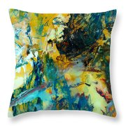 Tranquility Man #307 Throw Pillow