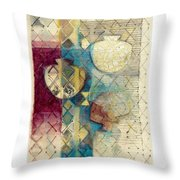 Trans Xs No 1 Throw Pillow