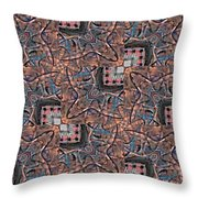 Transformation Throw Pillow