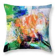 Transformer Throw Pillow