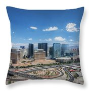 Transient - Day Throw Pillow