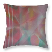 Transition 2 Throw Pillow
