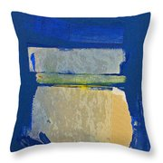 Transition 5 Slabs Throw Pillow