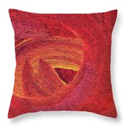 Transition I Throw Pillow