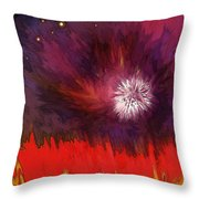 Transition Six Throw Pillow