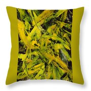 Transitions Vi Throw Pillow