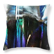 Transparency 4 Throw Pillow