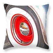 Transportation Art Throw Pillow
