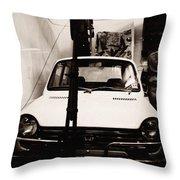 Transportation Gallery Throw Pillow