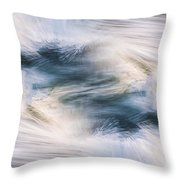 Transverse Xvii Throw Pillow