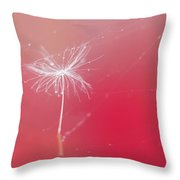 Trapped In Vain Throw Pillow