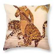 Travel? Adventure? Throw Pillow