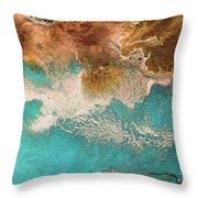 Traveling Soul Throw Pillow