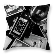 Traveling The World2 Throw Pillow