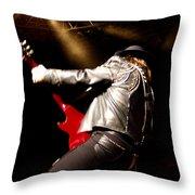 Travis Tritt Country Musician Throw Pillow