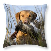 Travis3 Throw Pillow