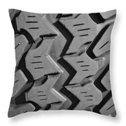 Tread Blox 1 Throw Pillow