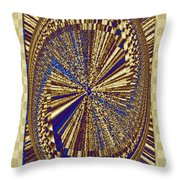 Treasure Trove Beyond Throw Pillow