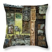 Treasure - Trove Throw Pillow