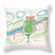 Treasures Of The Sierra Madre Throw Pillow