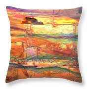 Treasuresinthedeep Throw Pillow