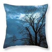 Tree # 23 Throw Pillow