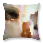 Tree Bark Collection # 45 Throw Pillow