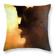 Tree Bark Collection # 48 Throw Pillow