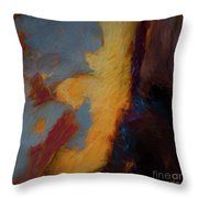 Tree Bark Collection # 51 Throw Pillow