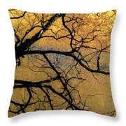Tree Fantasy 7 Throw Pillow