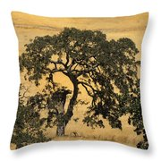 Tree Formation 2 Throw Pillow