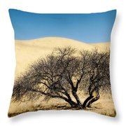 Tree Formation 3 Throw Pillow