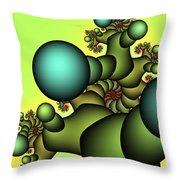 Tree Giant Throw Pillow