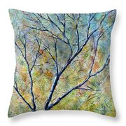 Tree Number One Throw Pillow