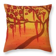 Tree Of Desire Throw Pillow