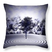 Tree Of Difference  Throw Pillow