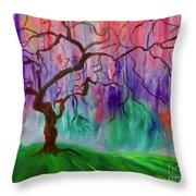 Tree Of Life 111 Throw Pillow
