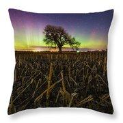 Tree Of Wonder Throw Pillow