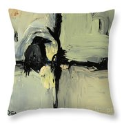 Tree Talker Throw Pillow