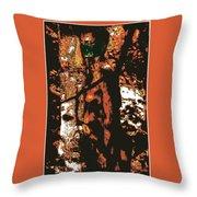 Tree Woman / 2 Throw Pillow