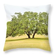 Trees 004 Throw Pillow