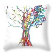 Trees 17 Throw Pillow