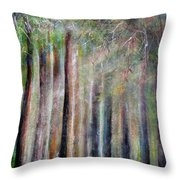 Trees 2 Throw Pillow