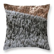 Rock, Paper, Scissors Throw Pillow